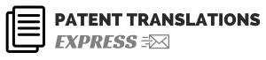 Patent Translations Express Logo