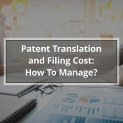 Patent Translation and Filing Cost