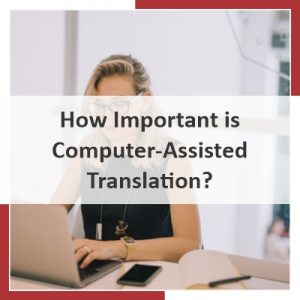 How Important is Computer-Assisted Translation?